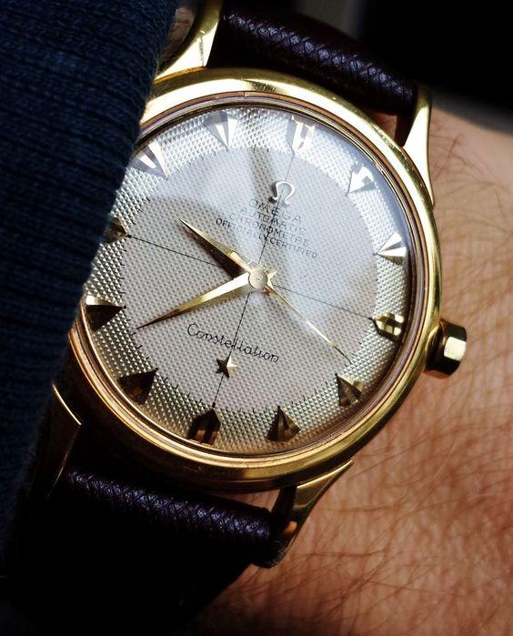 klasyczny męski zegarek