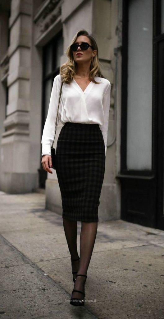 business formal dla kobiet