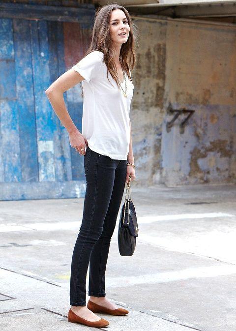 klasyczne jeansy dla kobiet